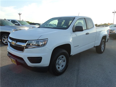 2018 Colorado Extended Cab, Pickup #CC80082 - photo 1