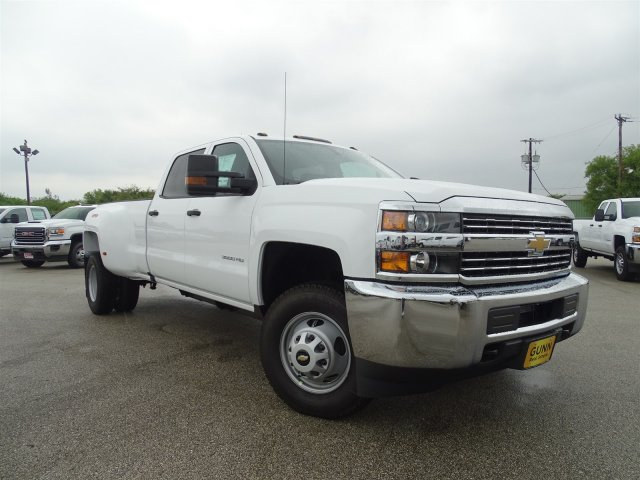 2018 Silverado 3500 Crew Cab 4x4 Pickup #CC81026 - photo 3