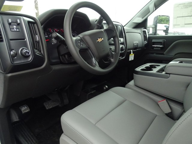 2018 Silverado 3500 Crew Cab 4x4 Pickup #CC81026 - photo 10