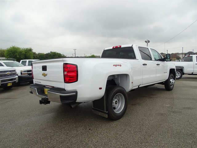 2018 Silverado 3500 Crew Cab 4x4 Pickup #CC81026 - photo 5