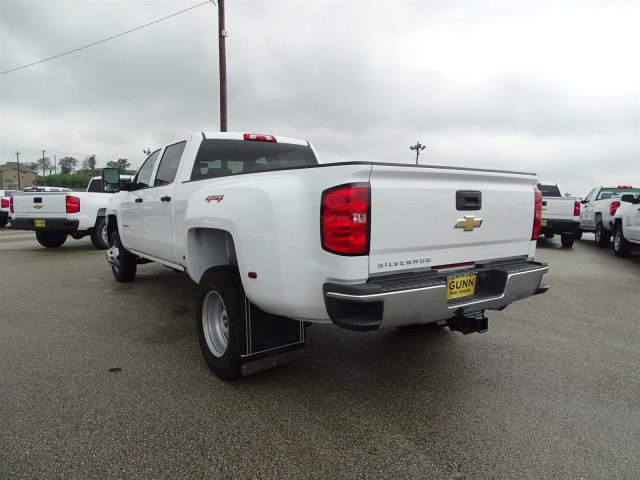 2018 Silverado 3500 Crew Cab 4x4 Pickup #CC81026 - photo 2