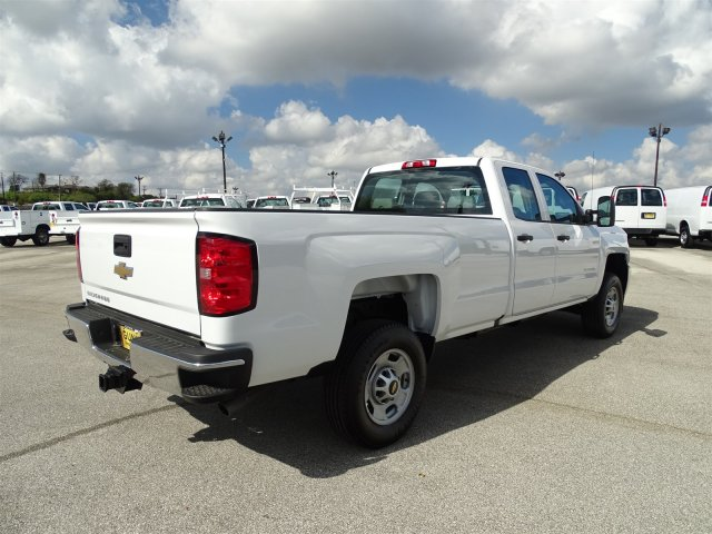 2018 Silverado 2500 Double Cab, Pickup #CC81082 - photo 5