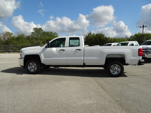 2018 Silverado 2500 Double Cab, Pickup #CC81082 - photo 7