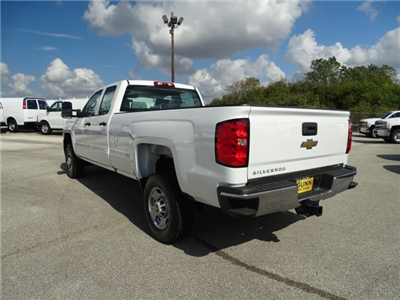 2018 Silverado 2500 Double Cab, Pickup #CC81082 - photo 2