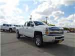 2018 Silverado 2500 Double Cab, Pickup #CC81082 - photo 3