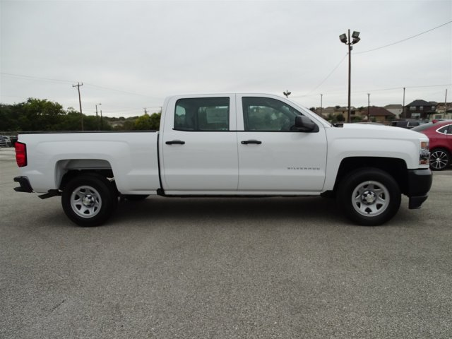 2018 Silverado 1500 Crew Cab, Pickup #CC81114 - photo 4
