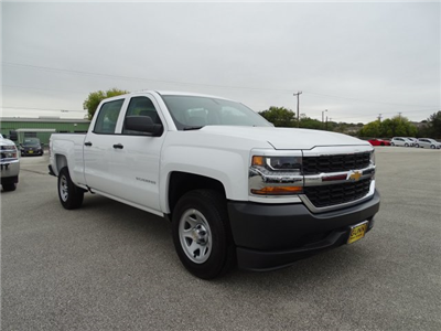 2018 Silverado 1500 Crew Cab, Pickup #CC81114 - photo 3