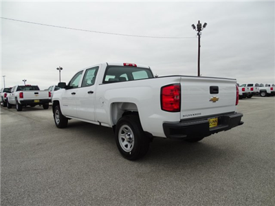 2018 Silverado 1500 Crew Cab, Pickup #CC81114 - photo 2
