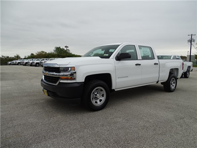 2018 Silverado 1500 Crew Cab, Pickup #CC81114 - photo 1