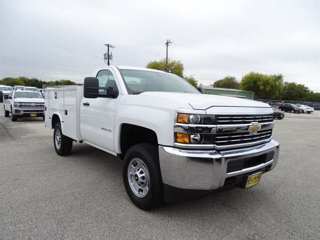 2018 Silverado 2500 Regular Cab, Knapheide Service Body #CC81123 - photo 3