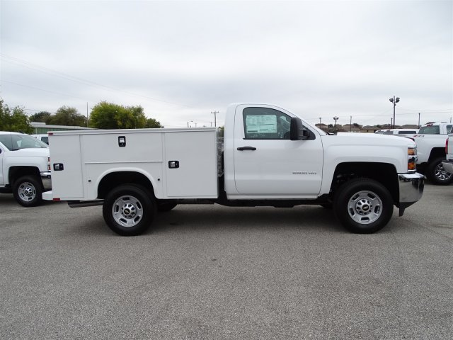 2018 Silverado 2500 Regular Cab, Knapheide Service Body #CC81123 - photo 4