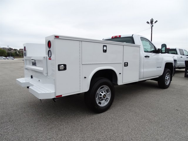 2018 Silverado 2500 Regular Cab, Knapheide Service Body #CC81123 - photo 5