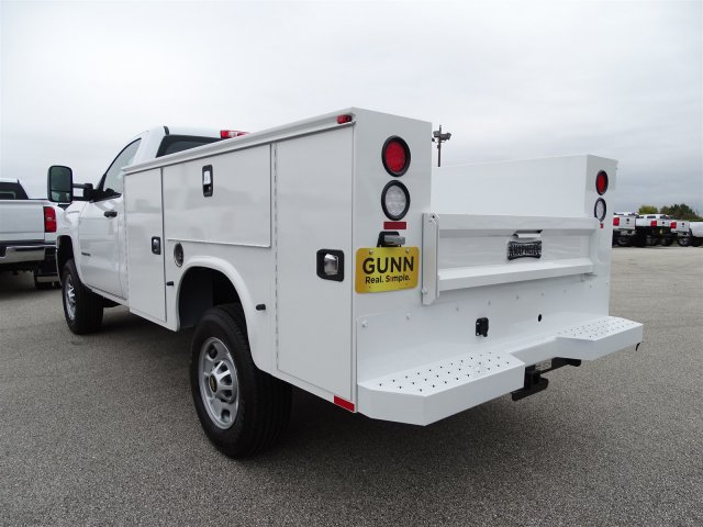 2018 Silverado 2500 Regular Cab, Knapheide Service Body #CC81123 - photo 2