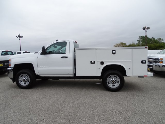 2018 Silverado 2500 Regular Cab, Knapheide Service Body #CC81123 - photo 7