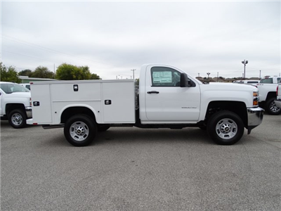 2018 Silverado 2500 Regular Cab 4x2,  Knapheide Standard Service Body #CC81123 - photo 4
