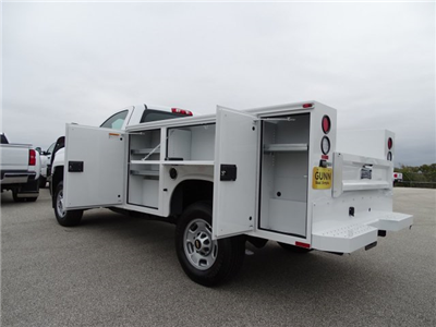 2018 Silverado 2500 Regular Cab 4x2,  Knapheide Standard Service Body #CC81123 - photo 21
