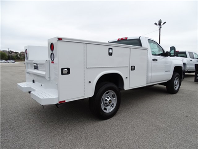 2018 Silverado 2500 Regular Cab 4x2,  Knapheide Standard Service Body #CC81123 - photo 5