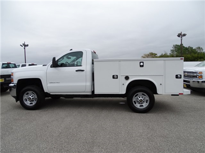 2018 Silverado 2500 Regular Cab 4x2,  Knapheide Standard Service Body #CC81123 - photo 7
