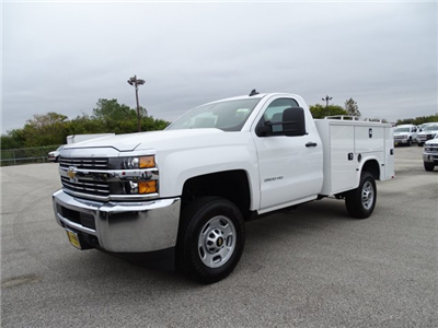2018 Silverado 2500 Regular Cab 4x2,  Knapheide Standard Service Body #CC81123 - photo 1
