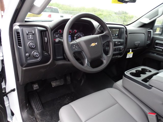 2018 Silverado 3500 Regular Cab DRW 4x4, CM Truck Beds Platform Body #CC81157 - photo 13
