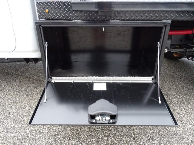 2018 Silverado 3500 Regular Cab DRW 4x4, CM Truck Beds Platform Body #CC81157 - photo 9