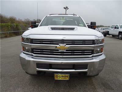 2018 Silverado 3500 Regular Cab DRW 4x4, CM Truck Beds RD Model Platform Body #CC81157 - photo 10