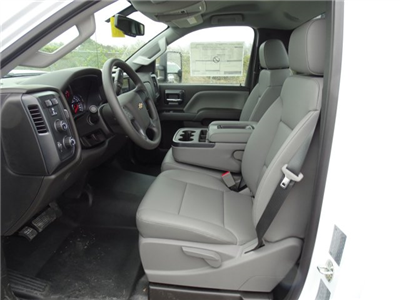 2018 Silverado 3500 Regular Cab DRW 4x4, CM Truck Beds RD Model Platform Body #CC81157 - photo 12