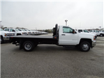 2018 Silverado 3500 Regular Cab DRW 4x4, CM Truck Beds RD Model Platform Body #CC81157 - photo 4