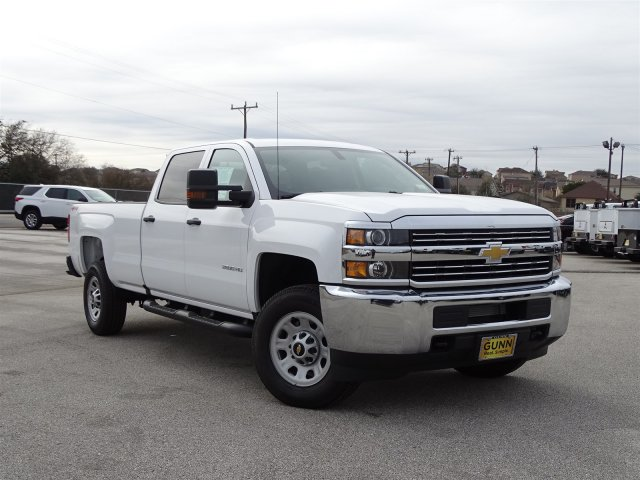 2018 Silverado 2500 Crew Cab 4x4,  Pickup #CC81182 - photo 3