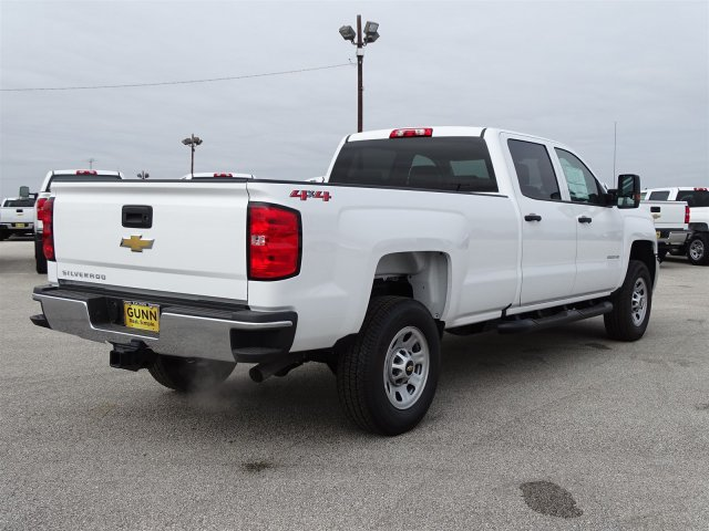 2018 Silverado 2500 Crew Cab 4x4,  Pickup #CC81182 - photo 5