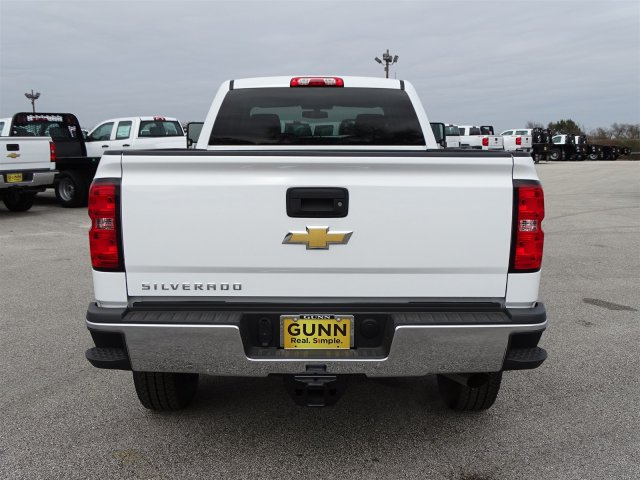 2018 Silverado 2500 Crew Cab 4x4,  Pickup #CC81182 - photo 6