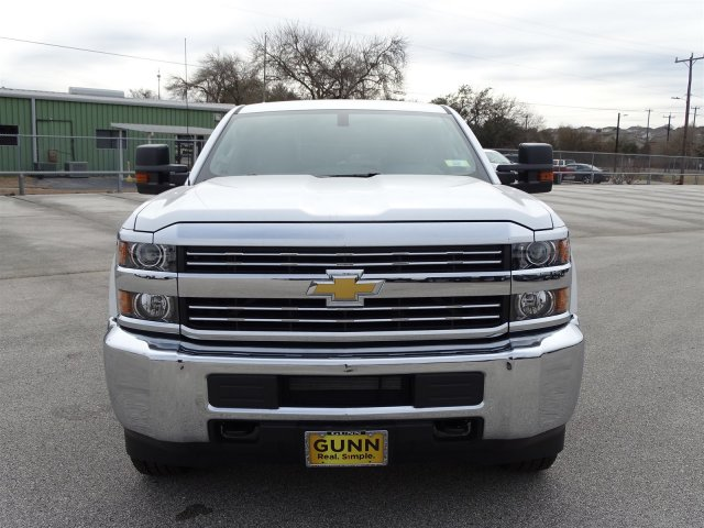 2018 Silverado 2500 Crew Cab 4x4,  Pickup #CC81182 - photo 8
