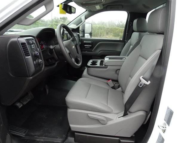 2018 Silverado 3500 Regular Cab DRW 4x4, CM Truck Beds RD Model Platform Body #CC81226 - photo 12
