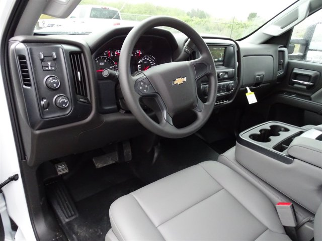 2018 Silverado 3500 Regular Cab DRW 4x4, CM Truck Beds Platform Body #CC81226 - photo 13