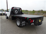 2018 Silverado 3500 Regular Cab DRW 4x4, CM Truck Beds RD Model Platform Body #CC81226 - photo 2