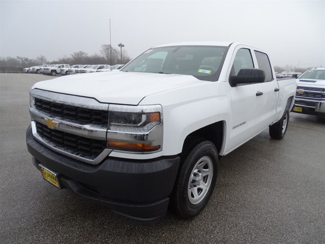 2018 Silverado 1500 Crew Cab, Pickup #CC81273 - photo 1