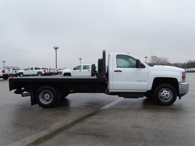 2018 Silverado 3500 Regular Cab DRW, CM Truck Beds Platform Body #CC81290 - photo 5