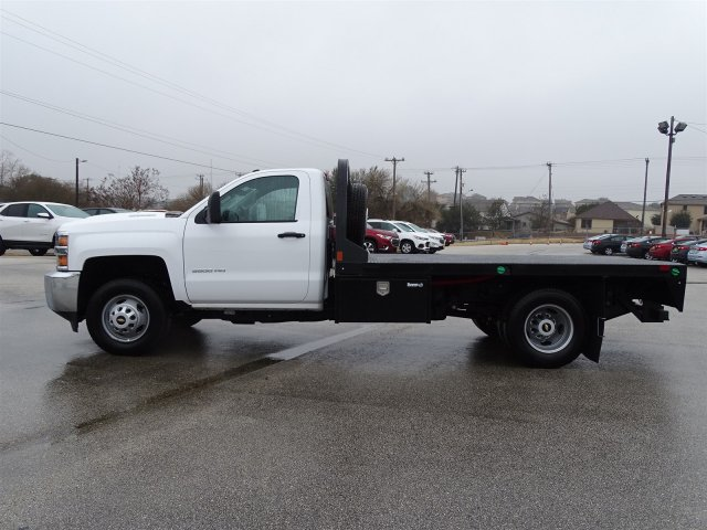 2018 Silverado 3500 Regular Cab DRW, CM Truck Beds Platform Body #CC81290 - photo 7