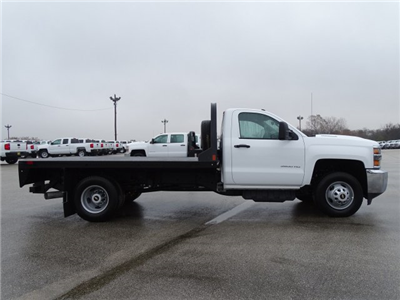 2018 Silverado 3500 Regular Cab DRW, CM Truck Beds RD Model Platform Body #CC81290 - photo 5