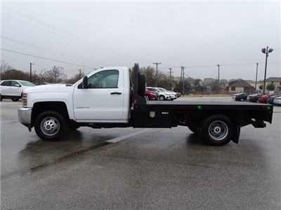 2018 Silverado 3500 Regular Cab DRW, CM Truck Beds RD Model Platform Body #CC81290 - photo 7