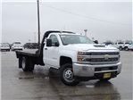 2018 Silverado 3500 Regular Cab DRW, CM Truck Beds RD Model Platform Body #CC81290 - photo 3