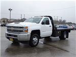 2018 Silverado 3500 Regular Cab DRW, CM Truck Beds Platform Body #CC81290 - photo 1