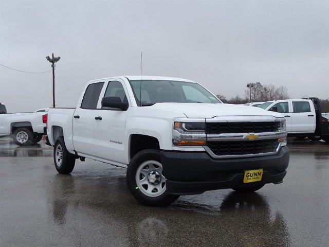 2018 Silverado 1500 Crew Cab, Pickup #CC81297 - photo 3