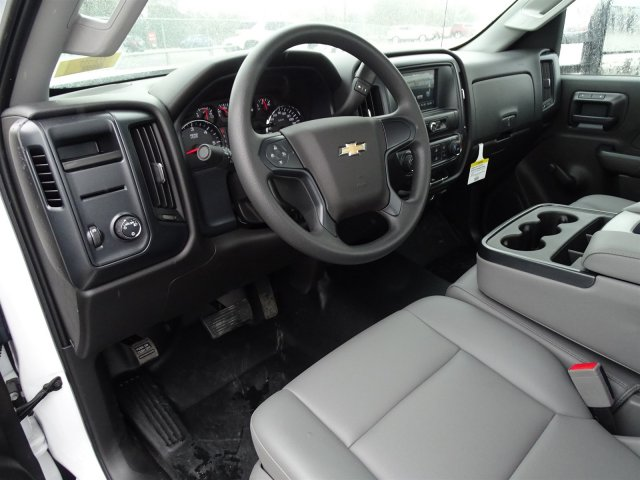 2017 Silverado 2500 Regular Cab, Harbor Service Body #CC81337 - photo 10