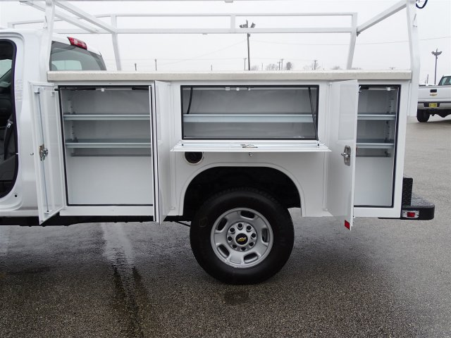 2017 Silverado 2500 Regular Cab, Harbor Service Body #CC81337 - photo 13