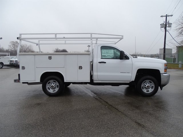 2017 Silverado 2500 Regular Cab, Harbor Service Body #CC81337 - photo 4
