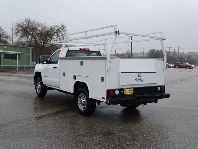 2017 Silverado 2500 Regular Cab, Harbor Service Body #CC81337 - photo 2