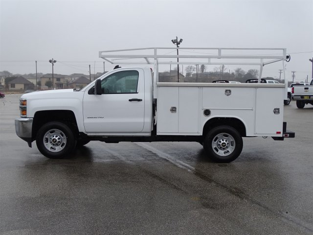 2017 Silverado 2500 Regular Cab, Harbor Service Body #CC81337 - photo 7