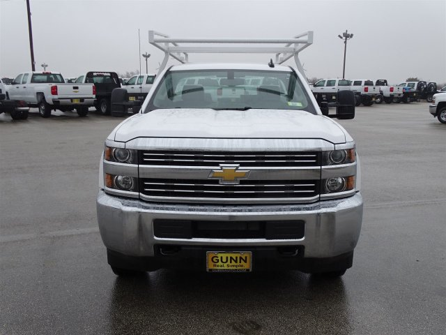 2017 Silverado 2500 Regular Cab, Harbor Service Body #CC81337 - photo 8