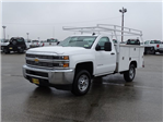 2017 Silverado 2500 Regular Cab, Harbor Service Body #CC81337 - photo 1
